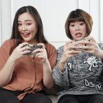 Les filles et les jeux vidéo